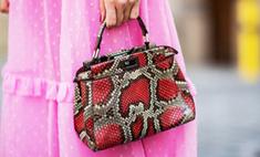 Советы дизайнера: как носить необычные сумки