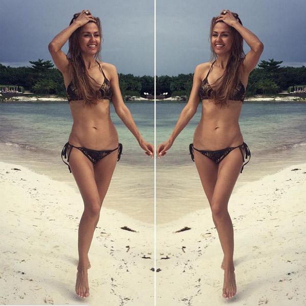 Виктория Боня стала слишком худой