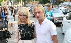Басков и Рудковская поддержали Евгения Плющенко