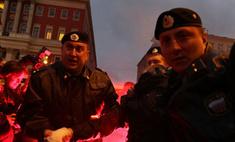 Вчера в Москве прошел митинг несогласных