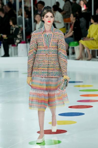 Показ круизной коллекции Chanel в Сеуле | галерея [1] фото [4]