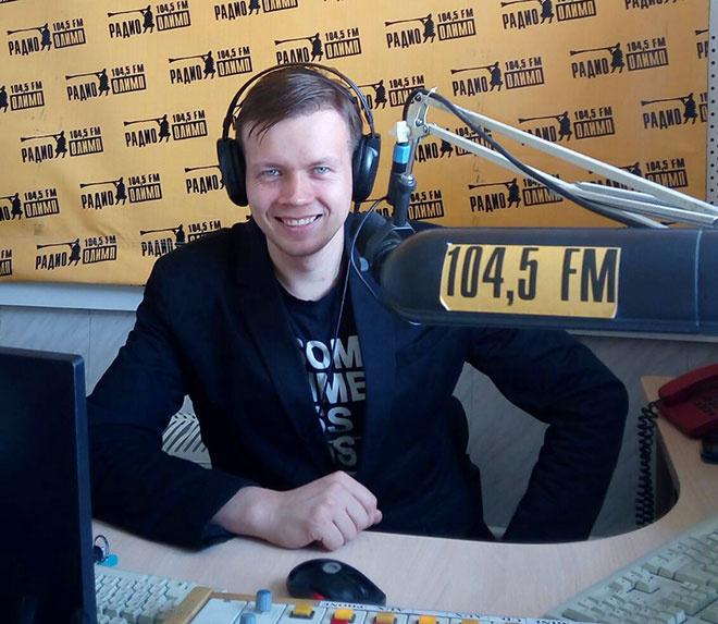День радио отмечают в Челябинске
