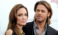 Появились подробности свадьбы Джоли и Питта