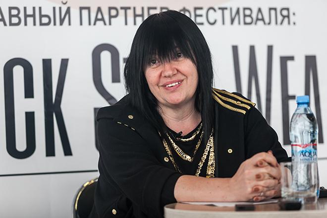 Алла Духова в Воронеже