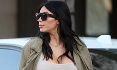 Это провал: беременная Ким Кардашьян снова опозорилась