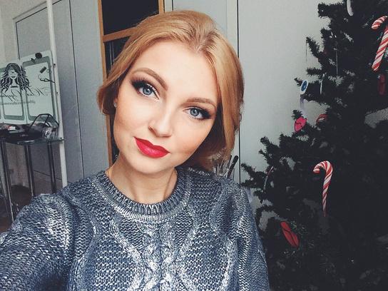 Омск, макияж, новогодний макияж 2015