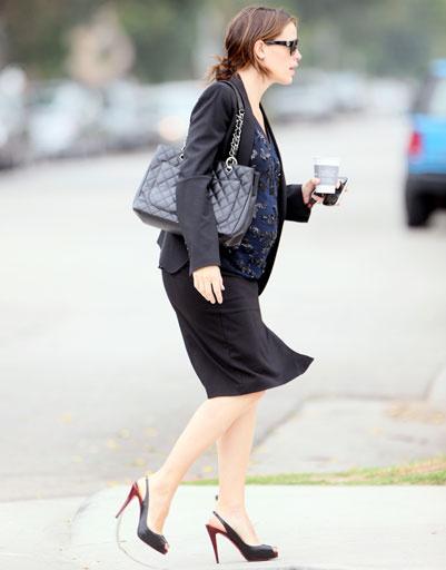 Дженнифер Гарнер (Jennifer Garner) в Christian Louboutin