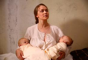 Светлана Колпакова в сериале «Отчий берег»