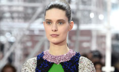 В Париже прошел кутюрный показ Dior