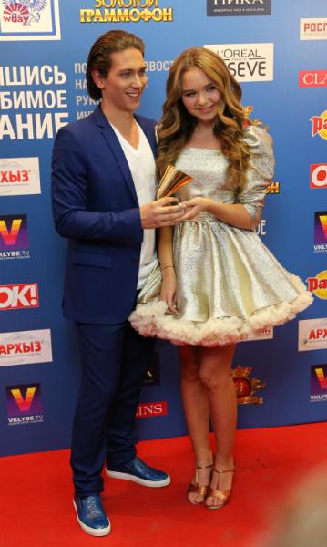 Стефания Маликова и Тимофей Муравин