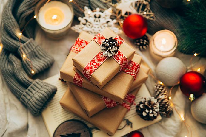 8 необычных новогодних подарков
