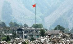 Число жертв землетрясения в Китае достигло 1300 человек