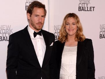Брю Бэрримор (Drew Barrymore) и Уилл Копельман теперь муж и жена