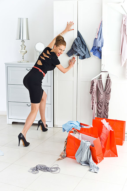 Женский гардероб вещи которые нужно выбросить из гардероба