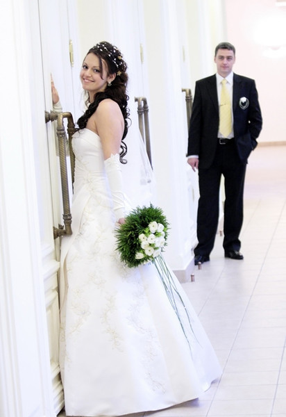 свадебный букет своими руками