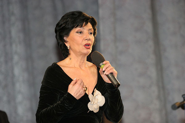 Концерт Нани Брегвадзе