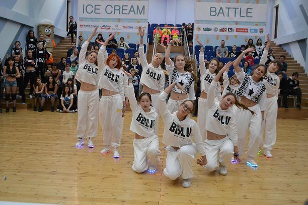 танцевальный фестиваль Ice cream Прокач