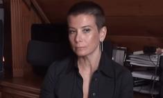 Высоцкая записала видеообращение к поклонникам