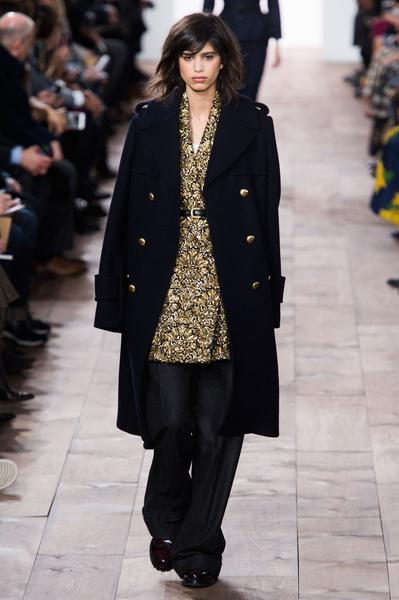 Показ Michael Kors на Неделе моды в Нью-Йорке | галерея [1] фото [16]