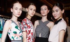 Кира Пластинина представила коллекцию весна-лето 2015