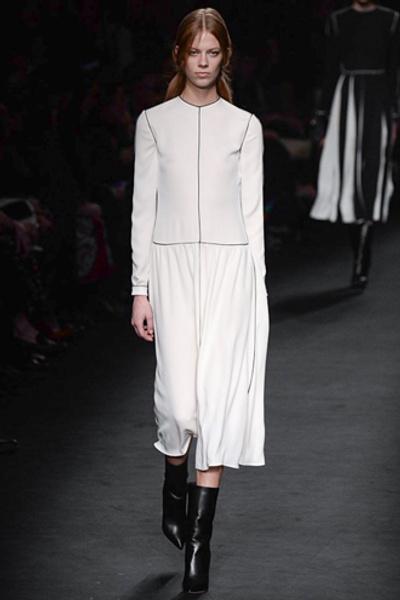Неделя моды в Париже: показ Valentino ready-to-wear осень — зима 2015-2016 | галерея [1] фото [28]
