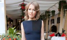 Ксения Собчак расплакалась на последнем эфире «Дома-2»