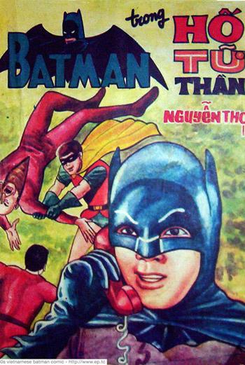 Бэтмен - человек-летучая мышь - супергерой, впервые появившийся в 27-м выпуске журнала Detective Comics в мае 1939 года.