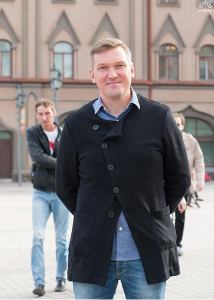 Игорь Ознобихин в Саратове