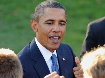 Барак Обама (Barack Obama) посвятил книгу дочерям