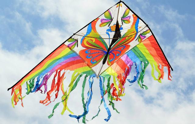Фестиваль воздушных змеев «Летать легко!»