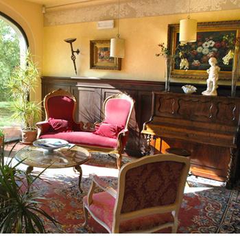 Отель Park Hotel Le Fonti расположился на живописных холмах Тосканы, всего в нескольких метрах от центра Вольтерры.