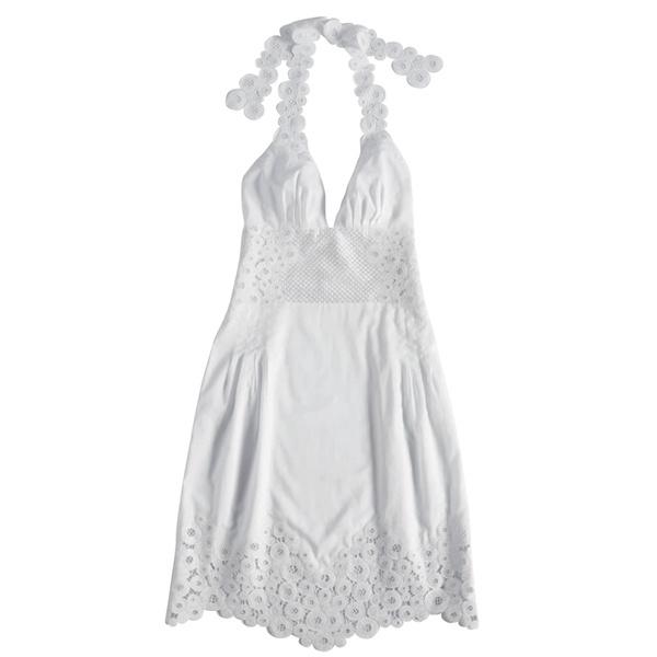 Платье с открытой спиной, Catherine Malandrino