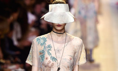 Dior весна-лето 2017: лучшее с показа
