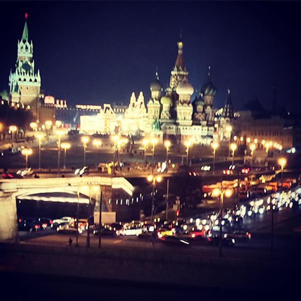 Кармен Электра в Москве