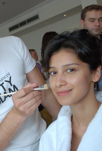 Изысканный look актрис завершил макияж, маникюр и прическа от лучших стилистов и визажистов столицы
