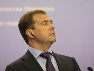 Дмитрий Медведев посвятил вечер музыке