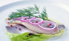 Маринованная рыба – вкусное блюдо на столе