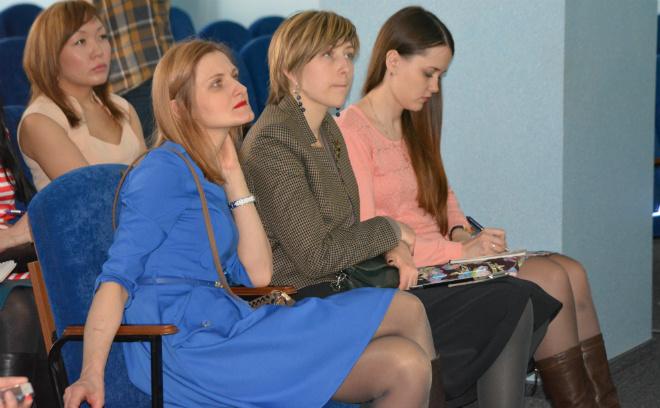 Омск, Марина Степанова, мастер-класс