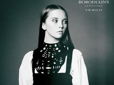 Коллекция Borodulin's сезона осень-зима 2013/14