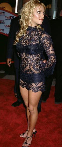 Бритни Спирс, 2001 год