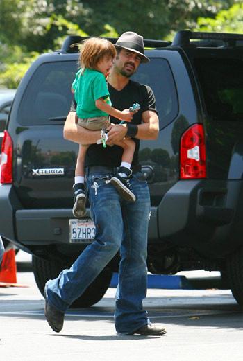 Колина по праву считают одним из лучших отцов Голливуда