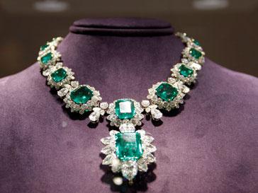 Драгоценности Элизабет Тейлор были проданы за рекордную сумму в 137 миллионов долларов