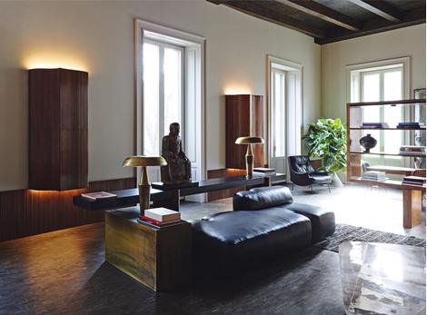 Лучшие интерьеры квартир 2014: вспомнить всё! | галерея [3] фото [7]