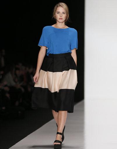 Mercedes-Benz Fashion Week: BIRYUKOV весна-лето 2014
