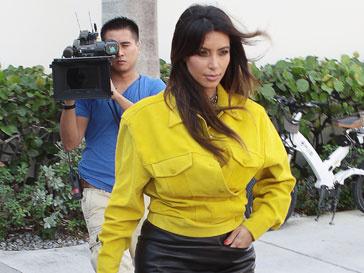 Ким Кардашьян (Kim Kardashian) раскритиковала сама себя