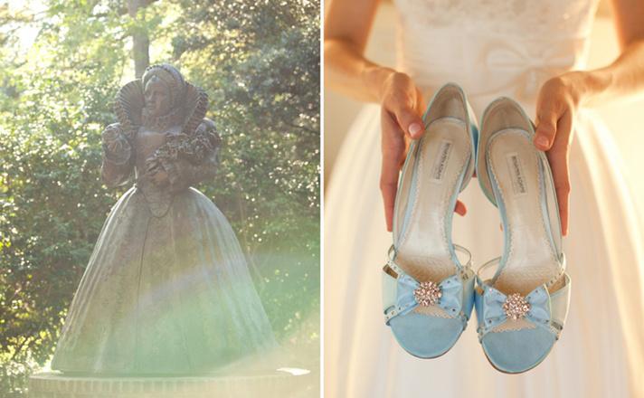 Свадьба в стиле Алиса в стране чудес фото