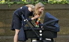 Наталья Водянова стала мамой в пятый раз!