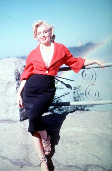 Мэрилин Монро, 1950 год