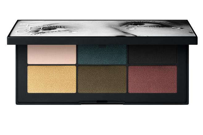 Палетка теней Glass Tears Eyeshadow Palette, Man Ray for NARS, 3 700 рублей