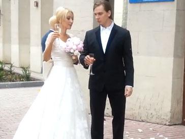 Лера Кудрявцева и Илья Макаров поженились